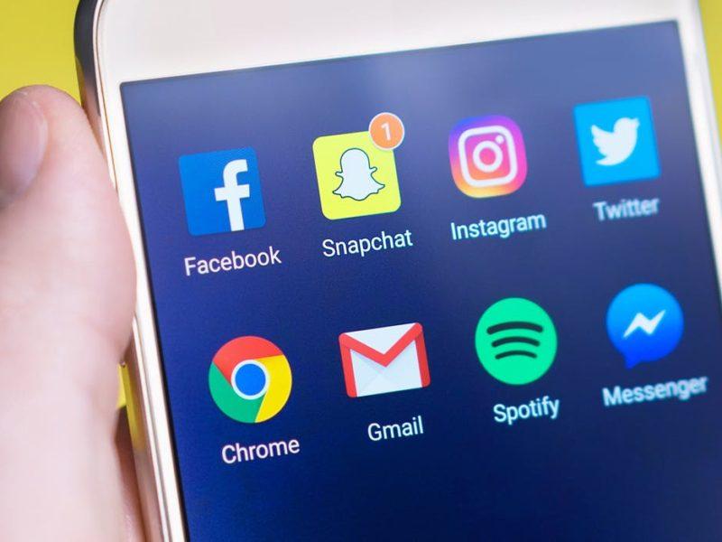 Teknologiens sosiale medier