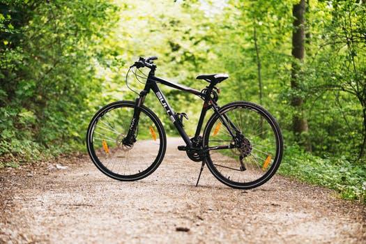 Sørg for at sykkelen aldri blir stjålet igjen