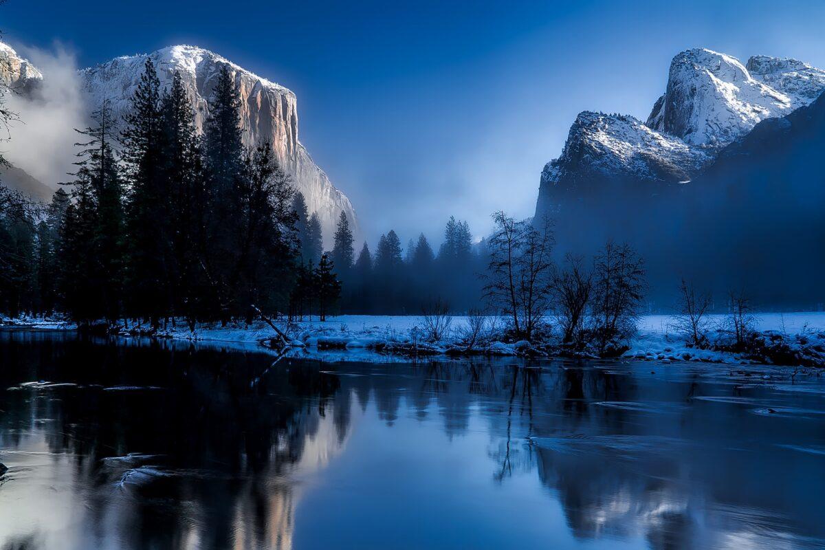 En annen form for vinterferie : Teltferie i fjellheimen!