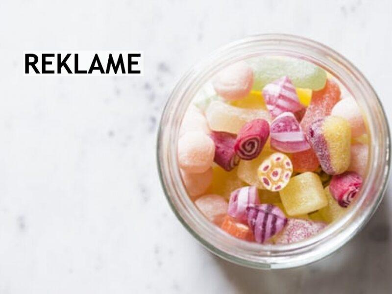 Spar mye penger på å handle snop i Sverige