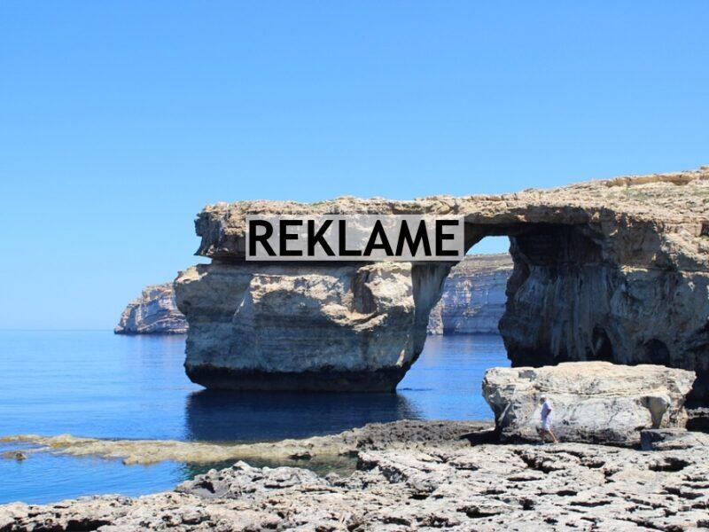 Utforsk øyparadiset Malta