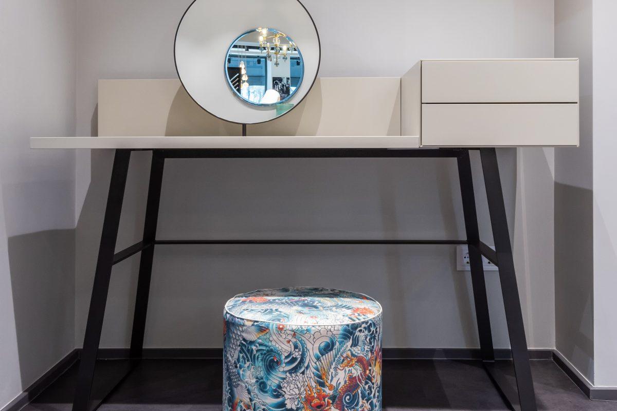 Unike speil for alle typer av baderom