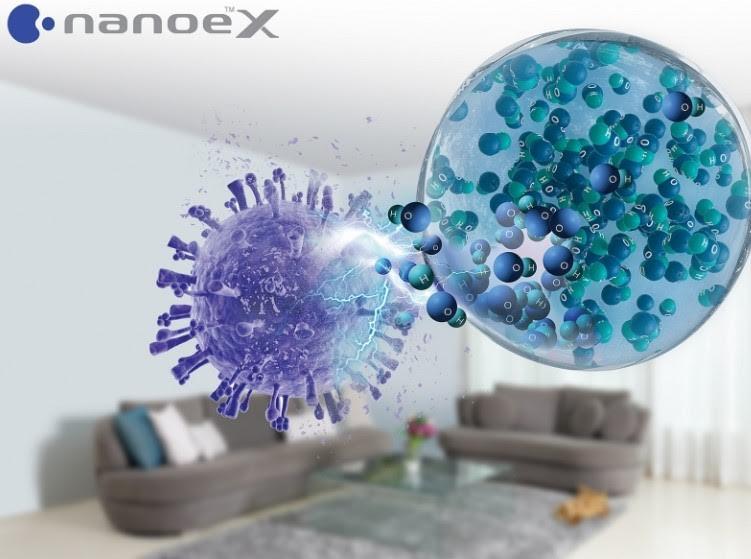 Panasonic nanoe X – sørger for ren luft i virustiden